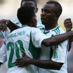 Victory for Nigeria! Super Eagles Defeat Tahiti 6 to 1 at their 2013 FIFA Confederations Cup Opening Match in Brazil