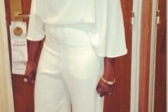 Share Getting ready for marriage – Tiwa Savage wears all white to event (LOOK